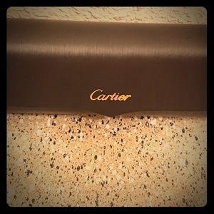 vintage Cartier Malmaison Sunglasses